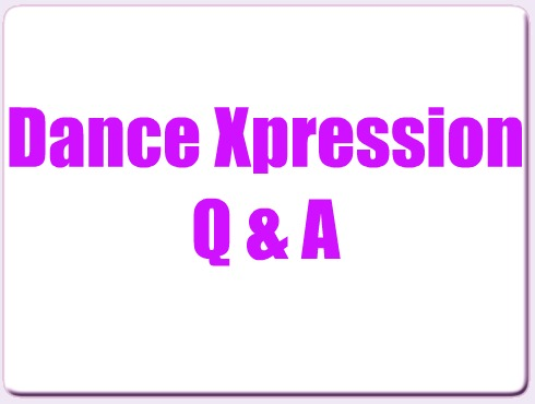Dance Xpression Q&A